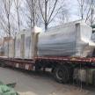 水洗厂设备送货图片